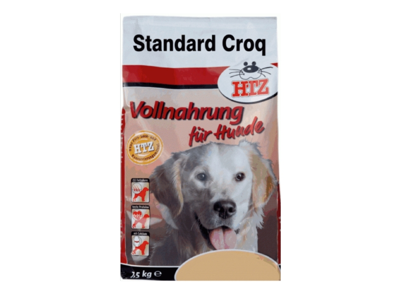 Croquettes croq standard - Croquette chien sans cereales pas cher ...