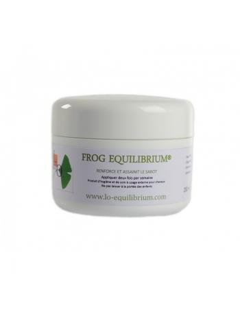 Frog Equilibrium