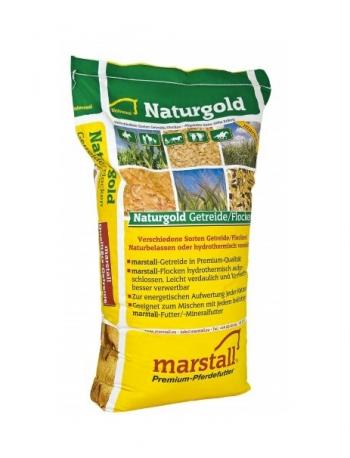 Marstall Naturgold avoine noir+orge