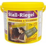 Marstall Stall Riegel 20 kg sous forme de barre