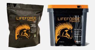 LifeForce Formula pour cheval