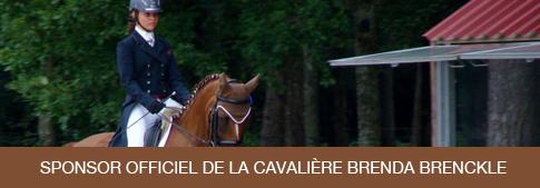 R�ve de Ch'val, sponsor officiel de Brenda Brenkle